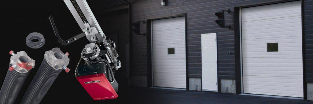 Commercial Garage Door Repair Waltham